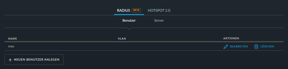 radius-user