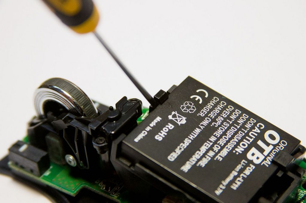 Batterieclip